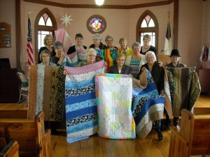 3-6-16 rag quilts